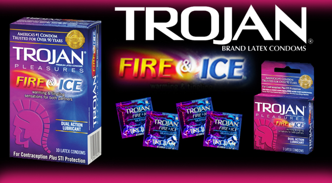 Trojan's Fire & Ice Condoms  | Review